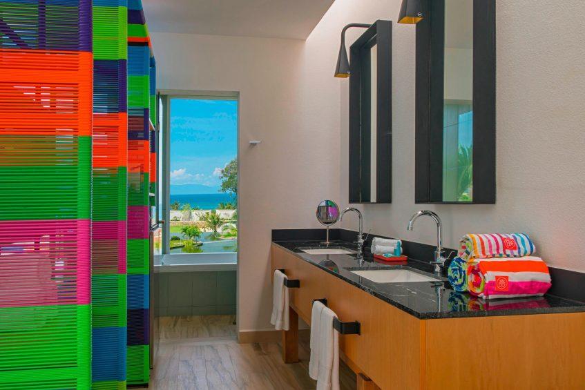 W Punta de Mita Luxury Resort - Punta De Mita, Mexico - Wonderful Ocean View Escape Guest Bathroom