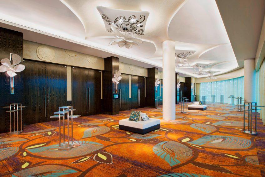 W Singapore Sentosa Cove Luxury Hotel - Singapore - Great Room Foyer