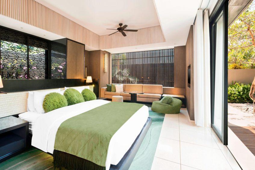 W Bali Seminyak Luxury Resort - Seminyak, Indonesia - Marvelous 1 Bedroom Pool Villa Queen