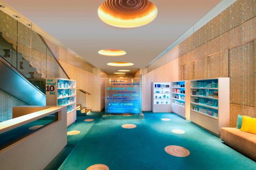 W Hong Kong Luxury Hotel - Hong Kong - Bliss Spa Reception