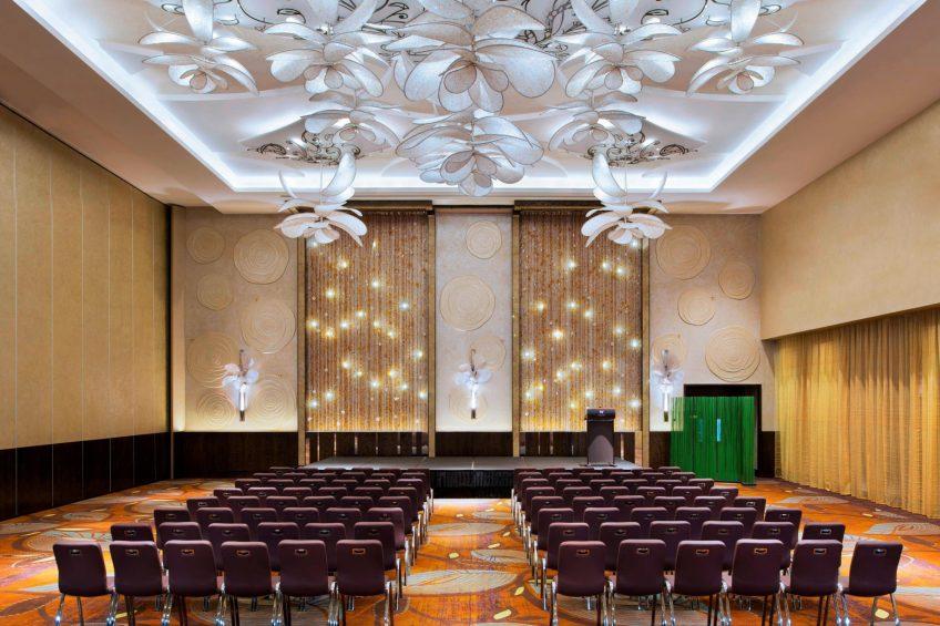 W Singapore Sentosa Cove Luxury Hotel - Singapore - Great Room Seating