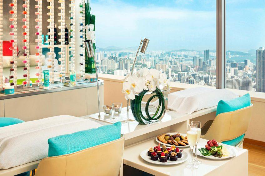 W Hong Kong Luxury Hotel - Hong Kong - Bliss Spa Decor
