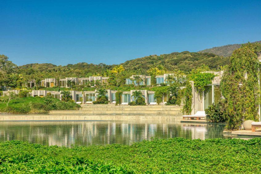 W Punta de Mita Luxury Resort - Punta De Mita, Mexico - Spring Fed Lake