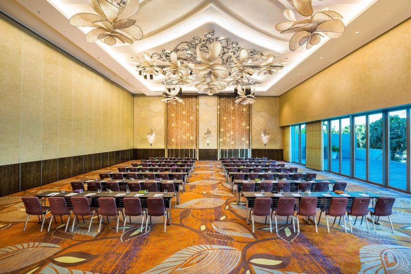 W Singapore Sentosa Cove Luxury Hotel - Singapore - Great Room Tables