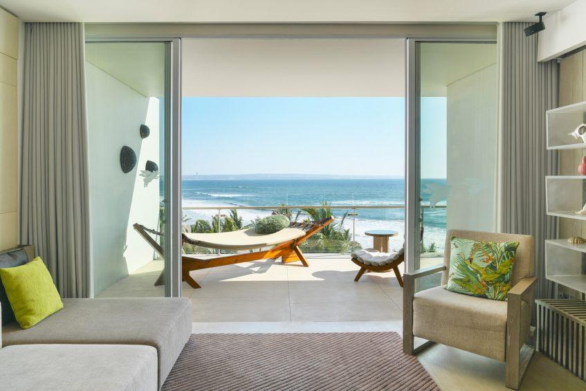 W Bali Seminyak Luxury Resort - Seminyak, Indonesia - Marvelous Suite Balcony