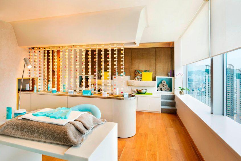 W Hong Kong Luxury Hotel - Hong Kong - Bliss Spa Lounge