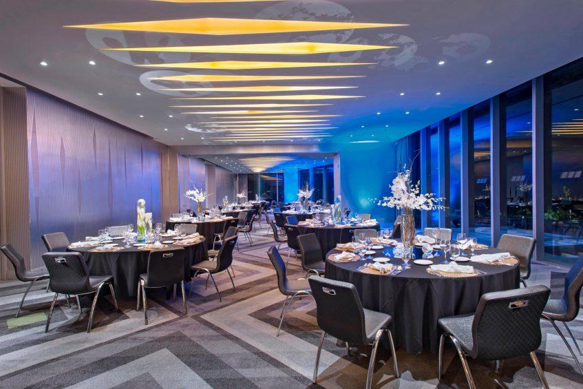 W Mexico City Luxury Hotel - Polanco, Mexico City, Mexico - Great Room Wedding Event