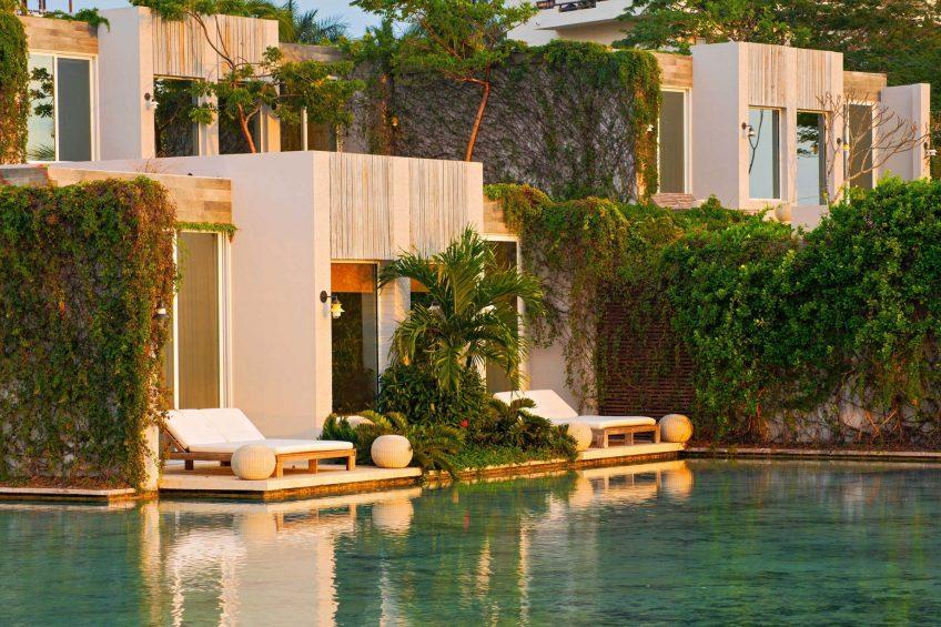W Punta de Mita Luxury Resort - Punta De Mita, Mexico - Lake Front Views