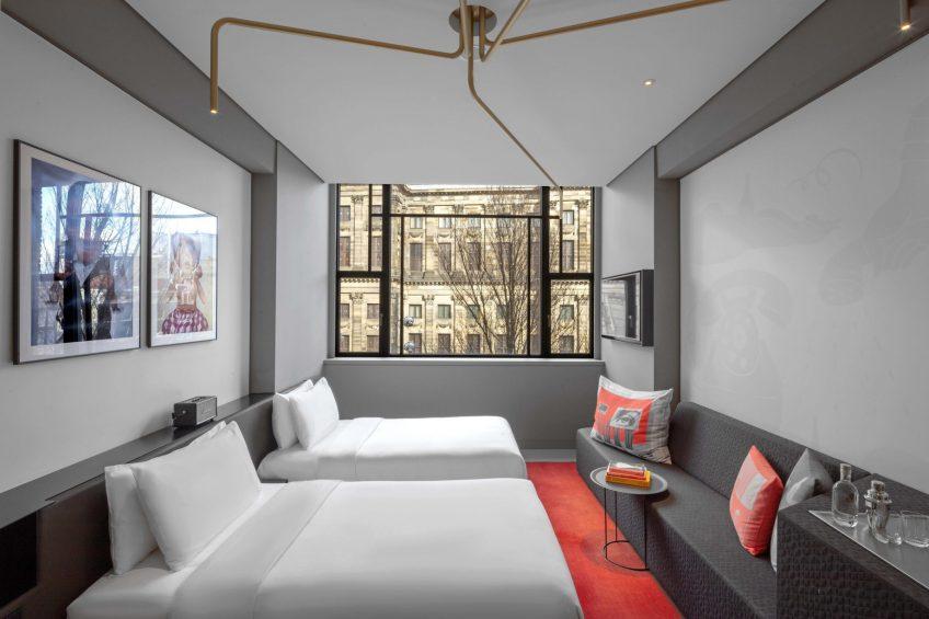 W Amsterdam Luxury Hotel - Amsterdam, Netherlands - Wonderful Exchange Guest Room