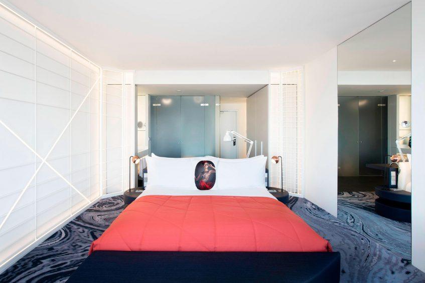 W Barcelona Luxury Hotel - Barcelona, Spain - Cozy Guest Room King