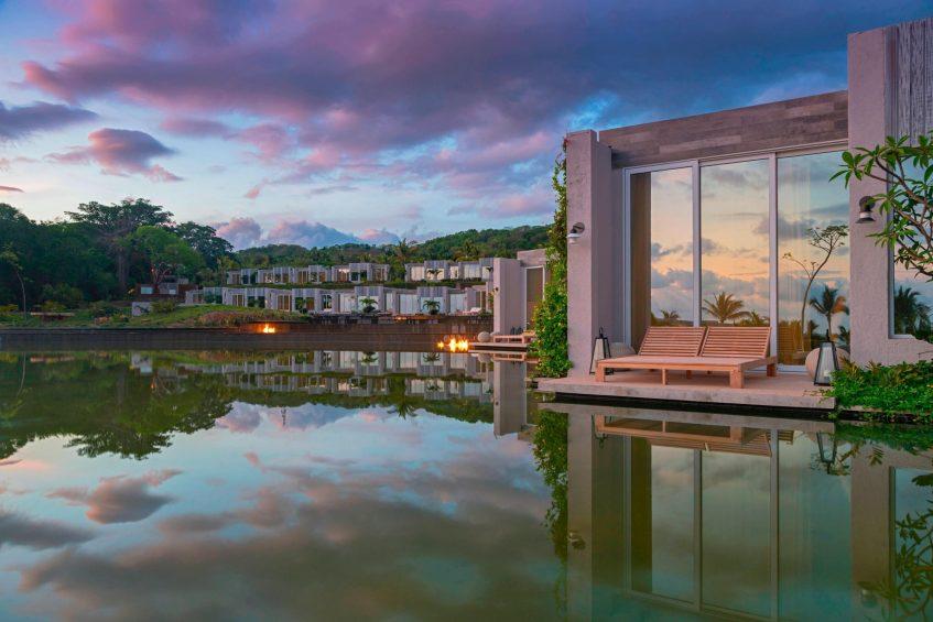 W Punta de Mita Luxury Resort - Punta De Mita, Mexico - Panoramic Lake View Guest Rooms