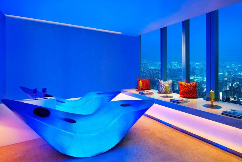 W Hong Kong Luxury Hotel - Hong Kong - Bliss Spa Tables