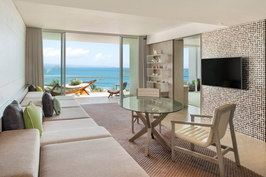 W Bali Seminyak Luxury Resort - Seminyak, Indonesia - Marvelous Suite Living Room