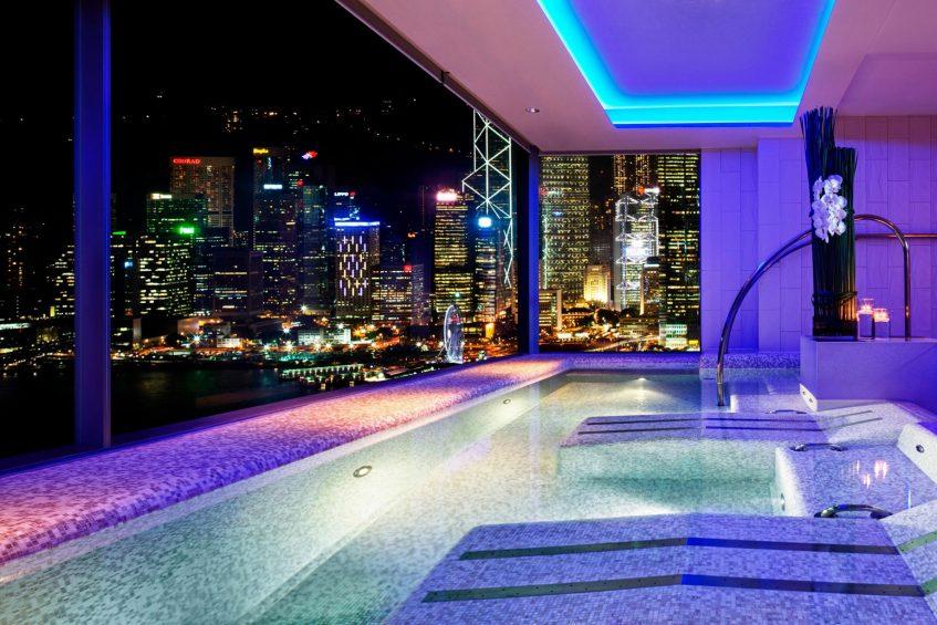 W Hong Kong Luxury Hotel - Hong Kong - Bliss Spa Pool