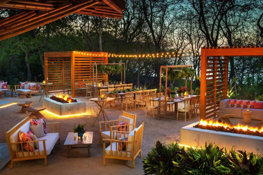 W Costa Rica Reserva Conchal Luxury Resort - Costa Rica - Zona Azul Night