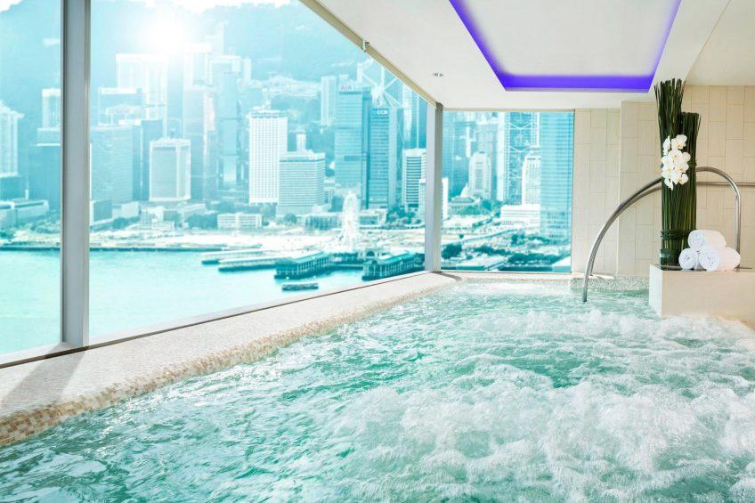 W Hong Kong Luxury Hotel - Hong Kong - Bliss Spa Pool View