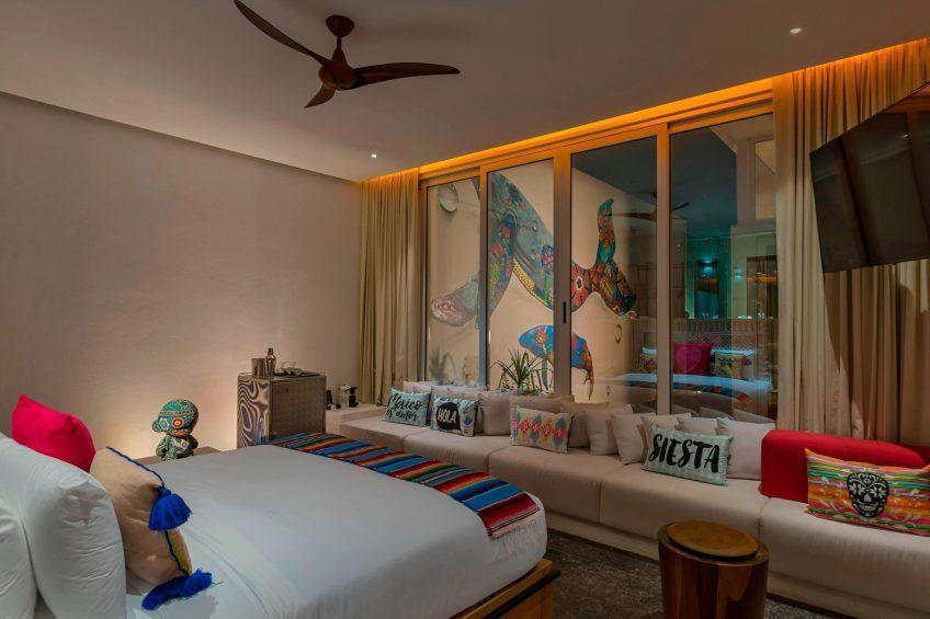 W Punta de Mita Luxury Resort - Punta De Mita, Mexico - E WOW Master Bedroom