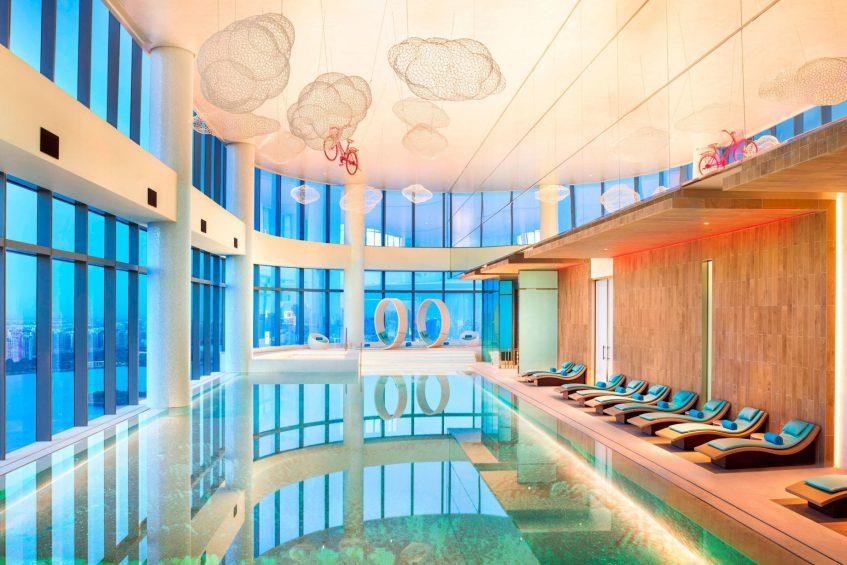 W Suzhou Luxury Hotel - Suzhou, China - WET Pool