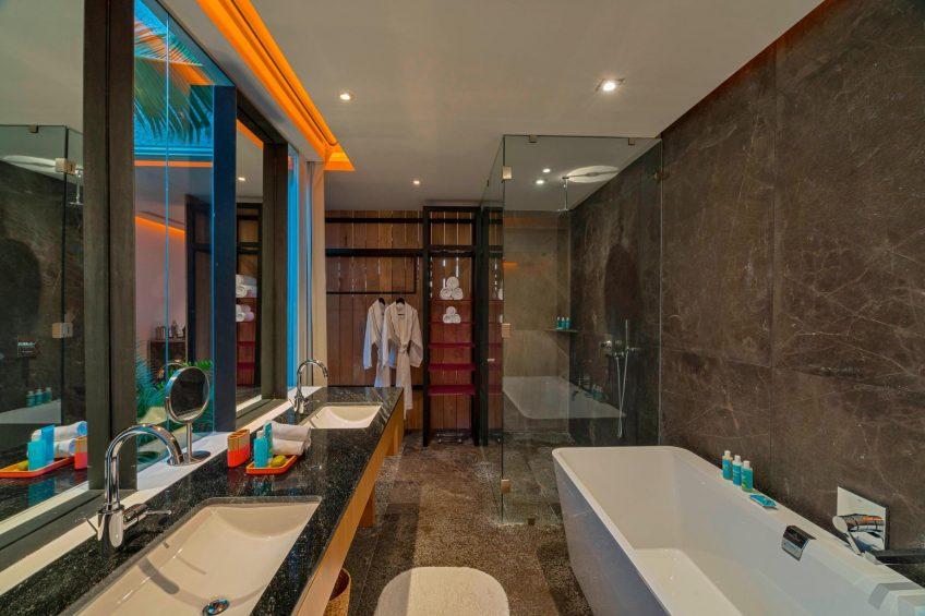 W Punta de Mita Luxury Resort - Punta De Mita, Mexico - E WOW Guest Bathroom