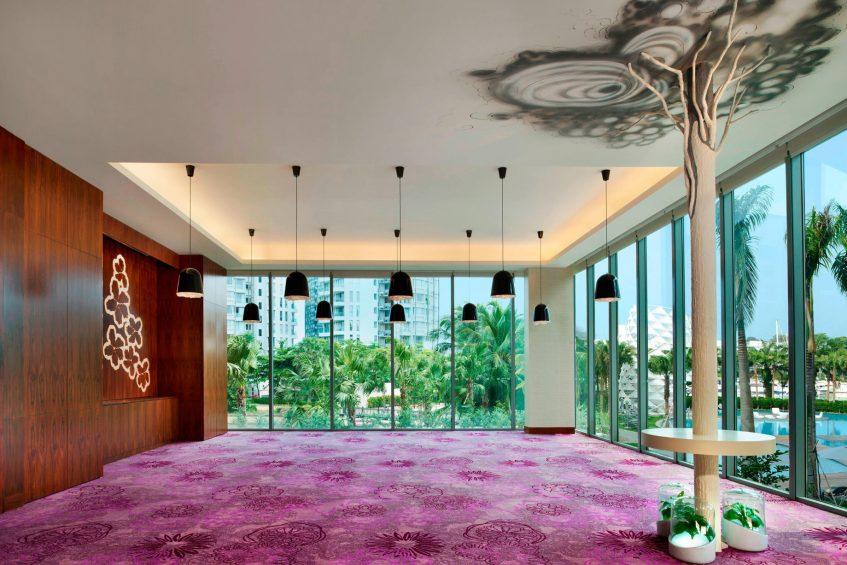 W Singapore Sentosa Cove Luxury Hotel - Singapore - Studio