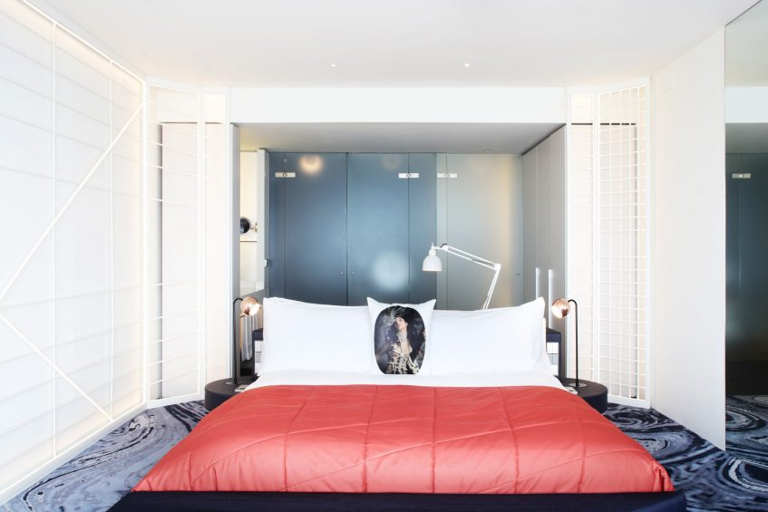 W Barcelona Luxury Hotel - Barcelona, Spain - Wonderful Guest Room King