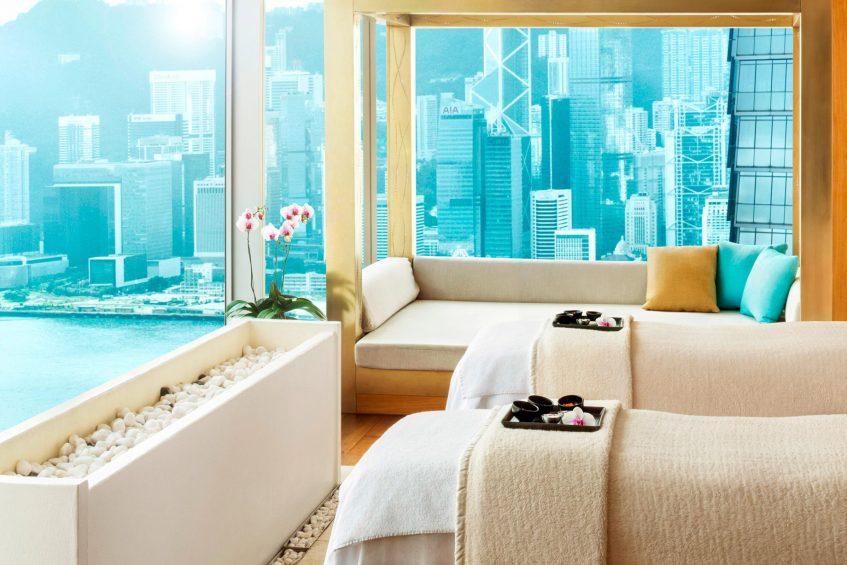 W Hong Kong Luxury Hotel - Hong Kong - Bliss Spa View