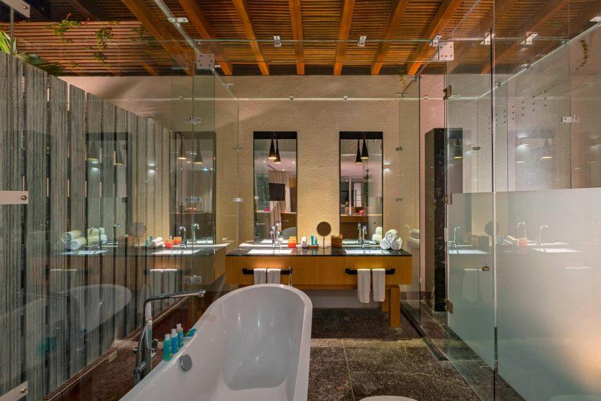 W Punta de Mita Luxury Resort - Punta De Mita, Mexico - E WOW Suite Bathroom