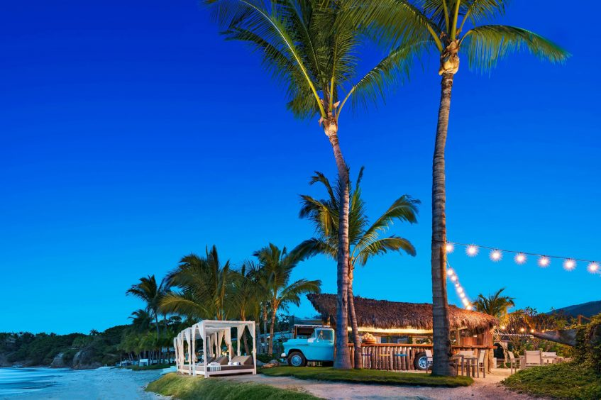 W Punta de Mita Luxury Resort - Punta De Mita, Mexico - Chevycheria Sunset