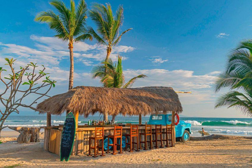 W Punta de Mita Luxury Resort - Punta De Mita, Mexico - Chevycheria Ocean Front