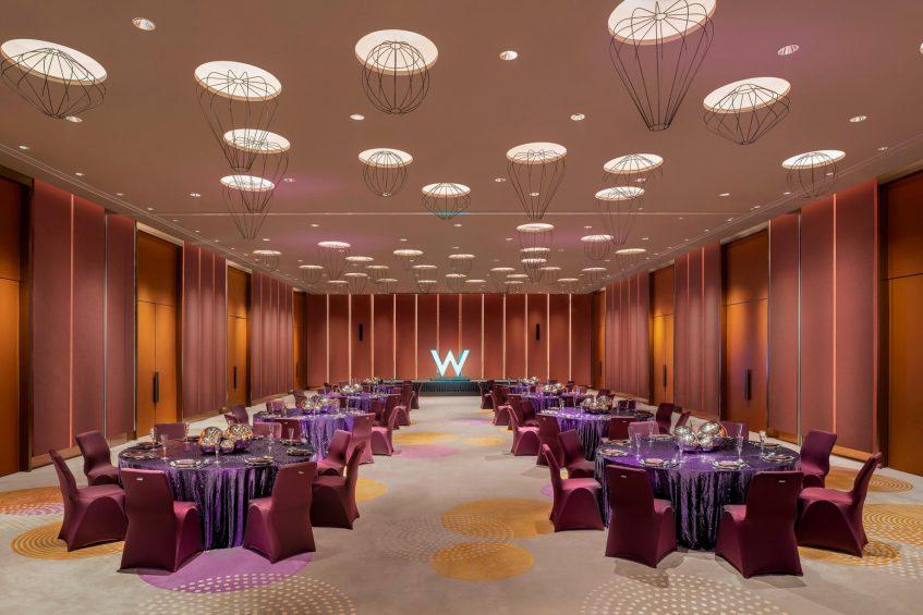 W Suzhou Luxury Hotel - Suzhou, China -_