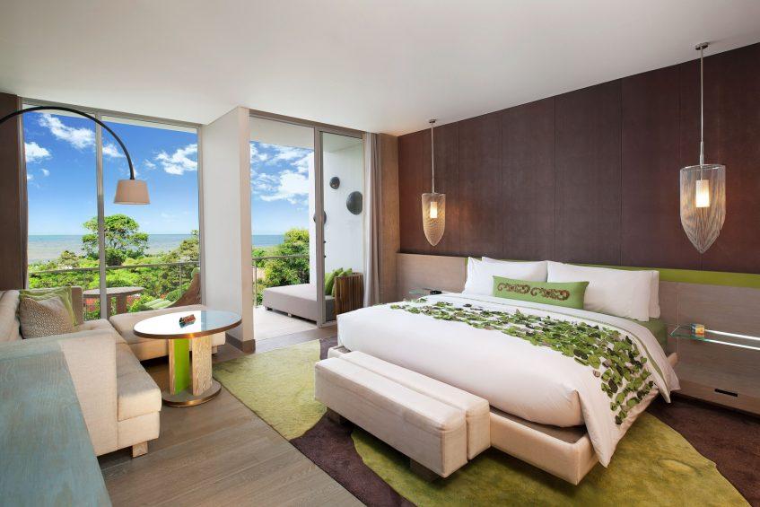 W Bali Seminyak Luxury Resort - Seminyak, Indonesia - Wonderful Garden View Escape Guest Room King