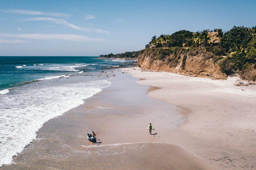 W Punta de Mita Luxury Resort - Punta De Mita, Mexico - Beach Access