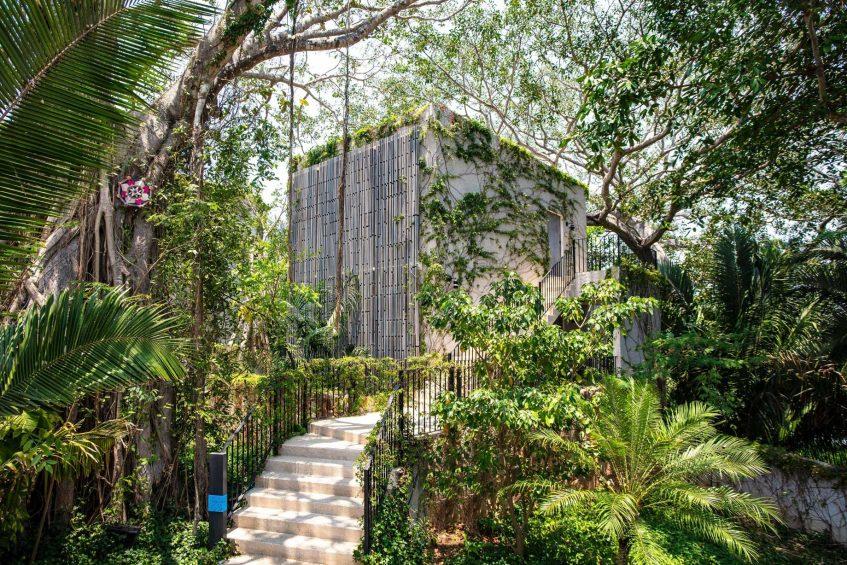 W Punta de Mita Luxury Resort - Punta De Mita, Mexico - Jungle View Rooms Building Exterior