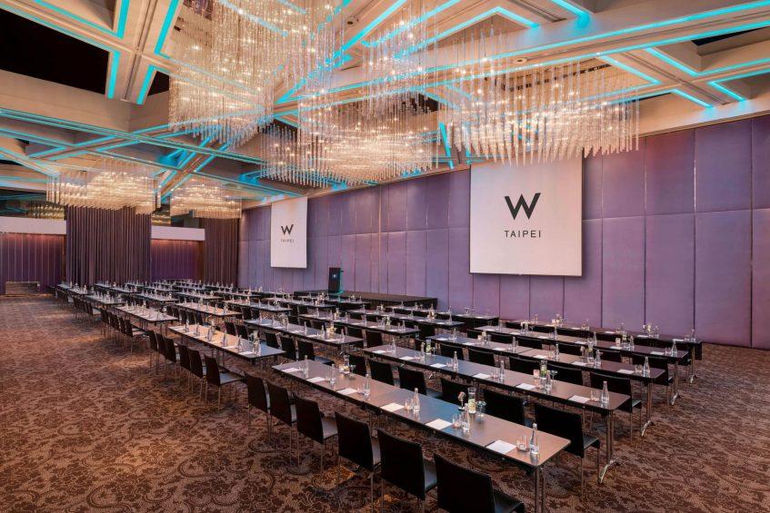 W Taipei Luxury Hotel - Taipei, Taiwan - Maga Room Two And Three