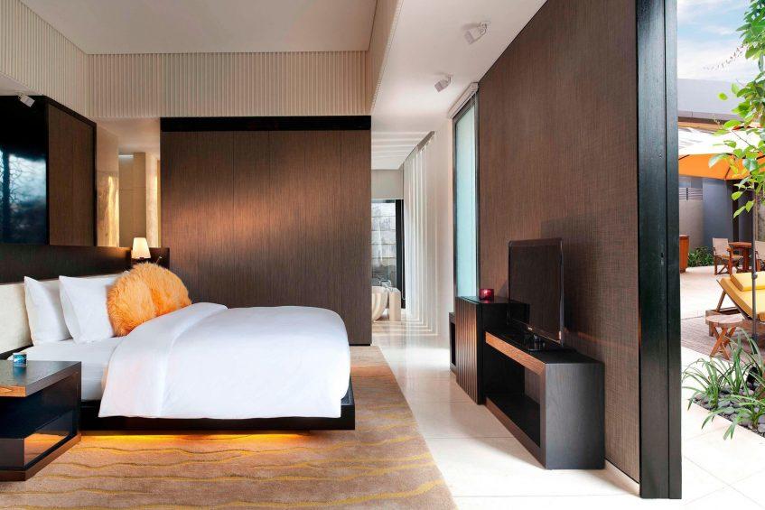 W Bali Seminyak Luxury Resort - Seminyak, Indonesia - Wow 2 Bedroom Pool Villa