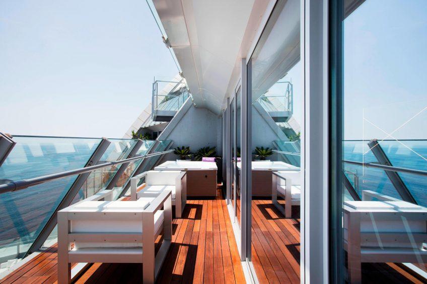 W Barcelona Luxury Hotel - Barcelona, Spain - Marvelous Suite Terrace