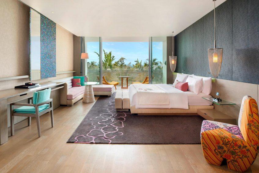 W Bali Seminyak Luxury Resort - Seminyak, Indonesia - WOW Suite Bedroom
