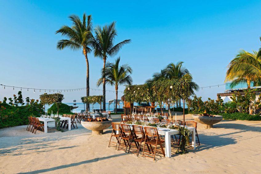 W Punta de Mita Luxury Resort - Punta De Mita, Mexico - Chevycheria Dining