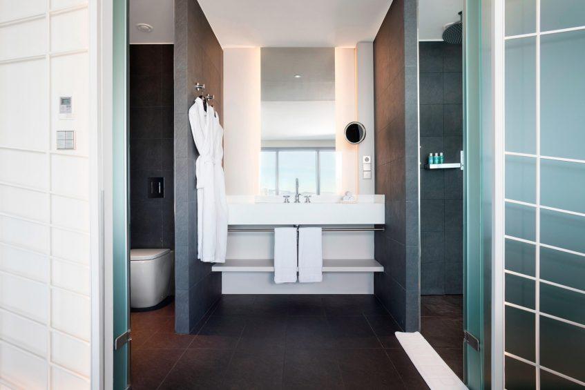 W Barcelona Luxury Hotel - Barcelona, Spain - Marvelous Suite Bathroom