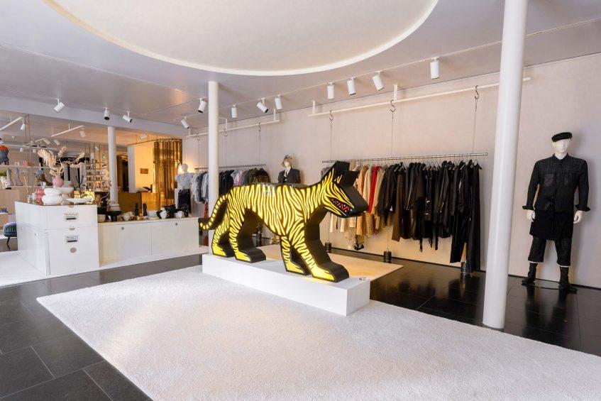W Amsterdam Luxury Hotel - Amsterdam, Netherlands - Dutch Design Shop
