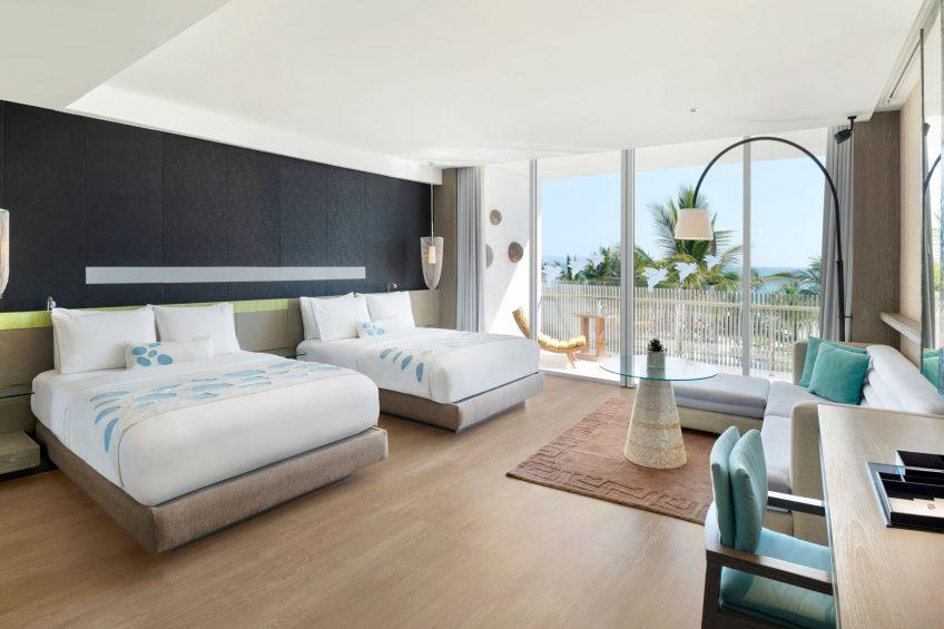 W Bali Seminyak Luxury Resort - Seminyak, Indonesia - WOW Suite Queen Bedroom