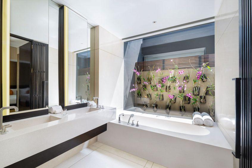 W Bali Seminyak Luxury Resort - Seminyak, Indonesia - Wow Two Bedroom Pool Villa Bathroom
