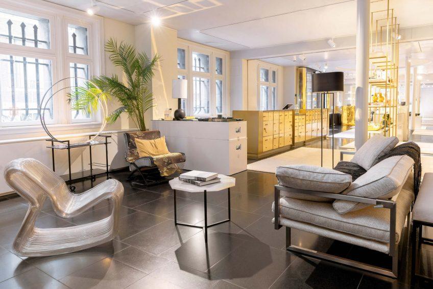 W Amsterdam Luxury Hotel - Amsterdam, Netherlands - X BANK Amsterdam