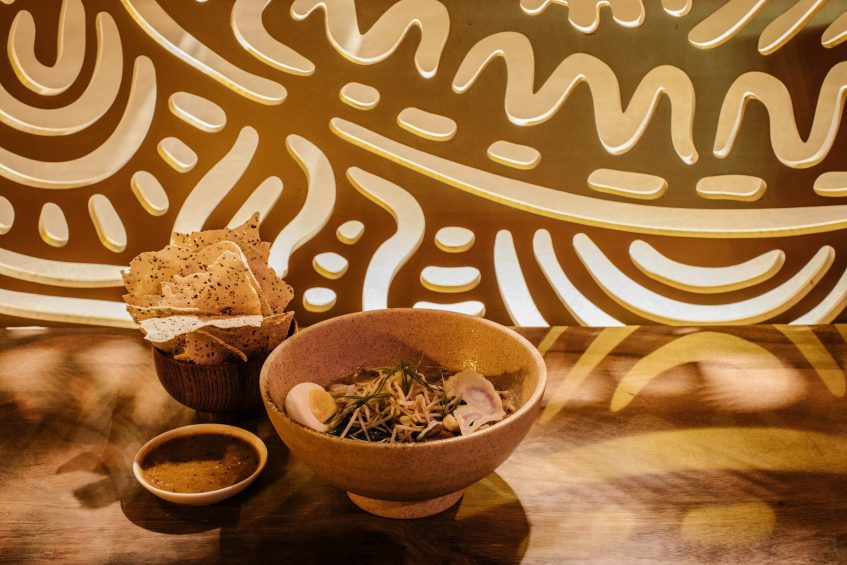 W Punta de Mita Luxury Resort - Punta De Mita, Mexico - Spice Market Punta De Mita Food