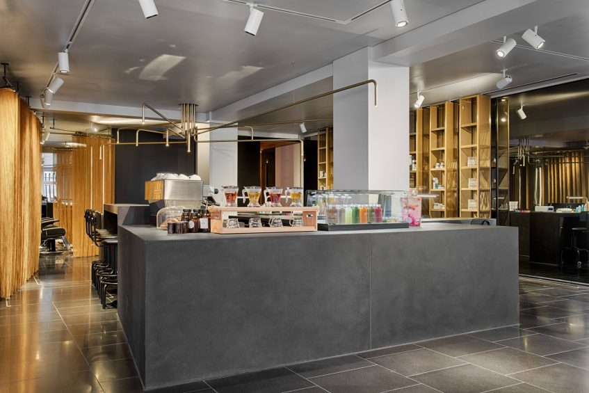 W Amsterdam Luxury Hotel - Amsterdam, Netherlands - X Bar