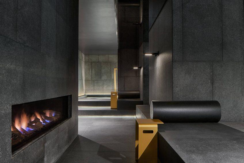 W Amsterdam Luxury Hotel - Amsterdam, Netherlands - AWAY Spa Decor