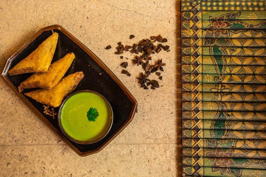 W Punta de Mita Luxury Resort - Punta De Mita, Mexico - Spice Market Restaurant Food