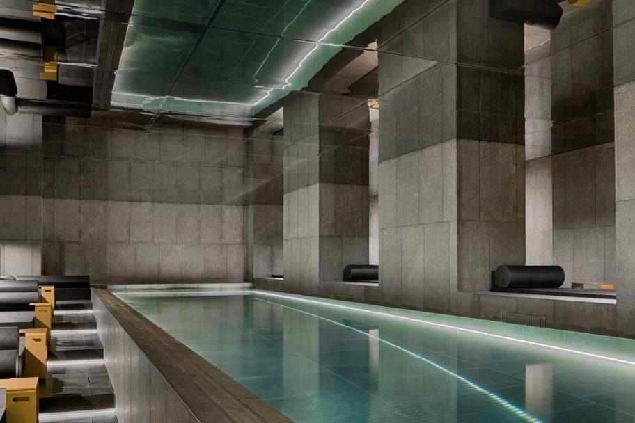 W Amsterdam Luxury Hotel - Amsterdam, Netherlands - AWAY Spa Pool