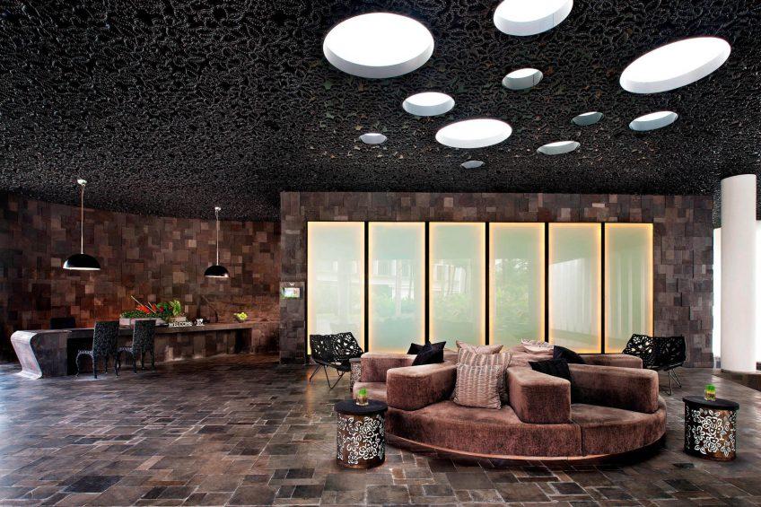 W Bali Seminyak Luxury Resort - Seminyak, Indonesia - Villa Welcome Area