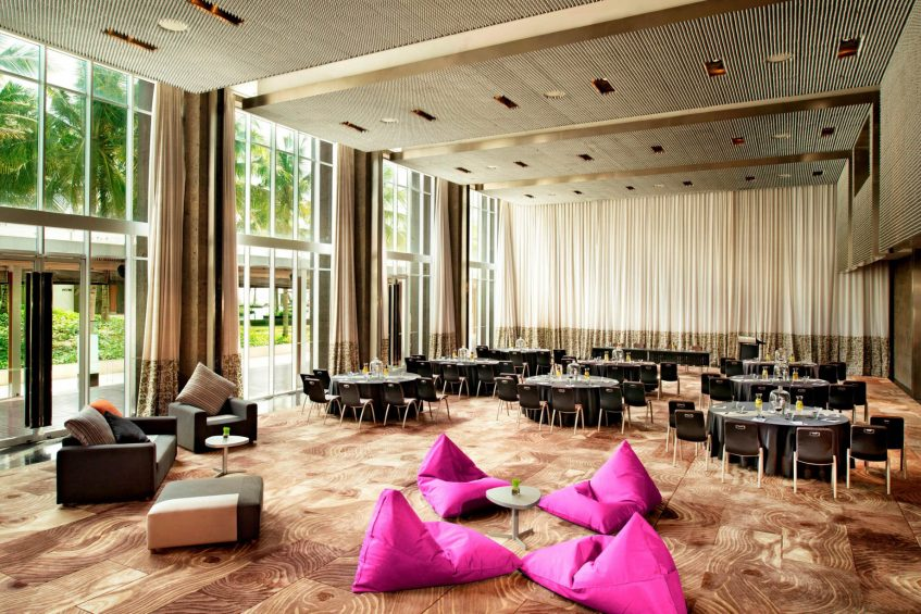 W Bali Seminyak Luxury Resort - Seminyak, Indonesia - Great Room
